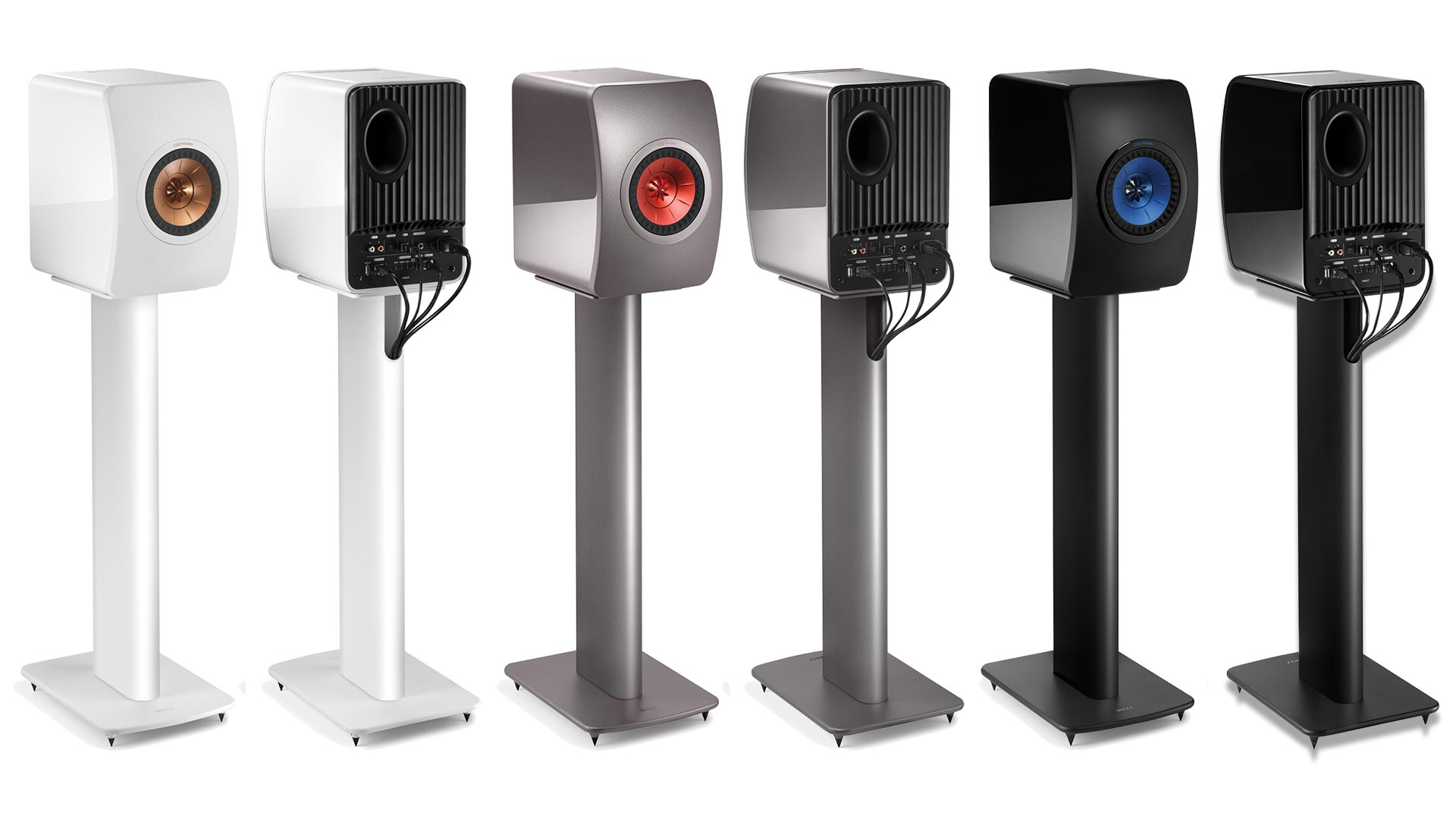 KEF Audio Performance Speaker Stands | Unilet Sound & Vision