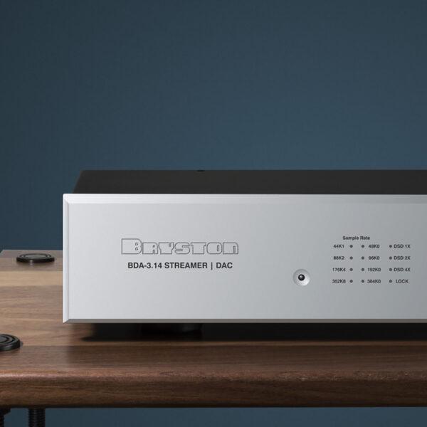 Bryston BDA3.14 DAC / Streamer / Digital Preamp | Unilet Sound & Vision
