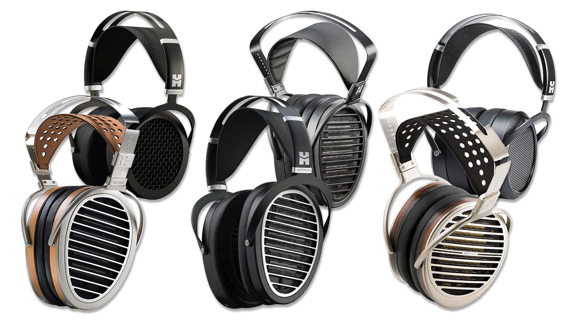 Full HiFiMan Product Range | Unilet Sound & Vision
