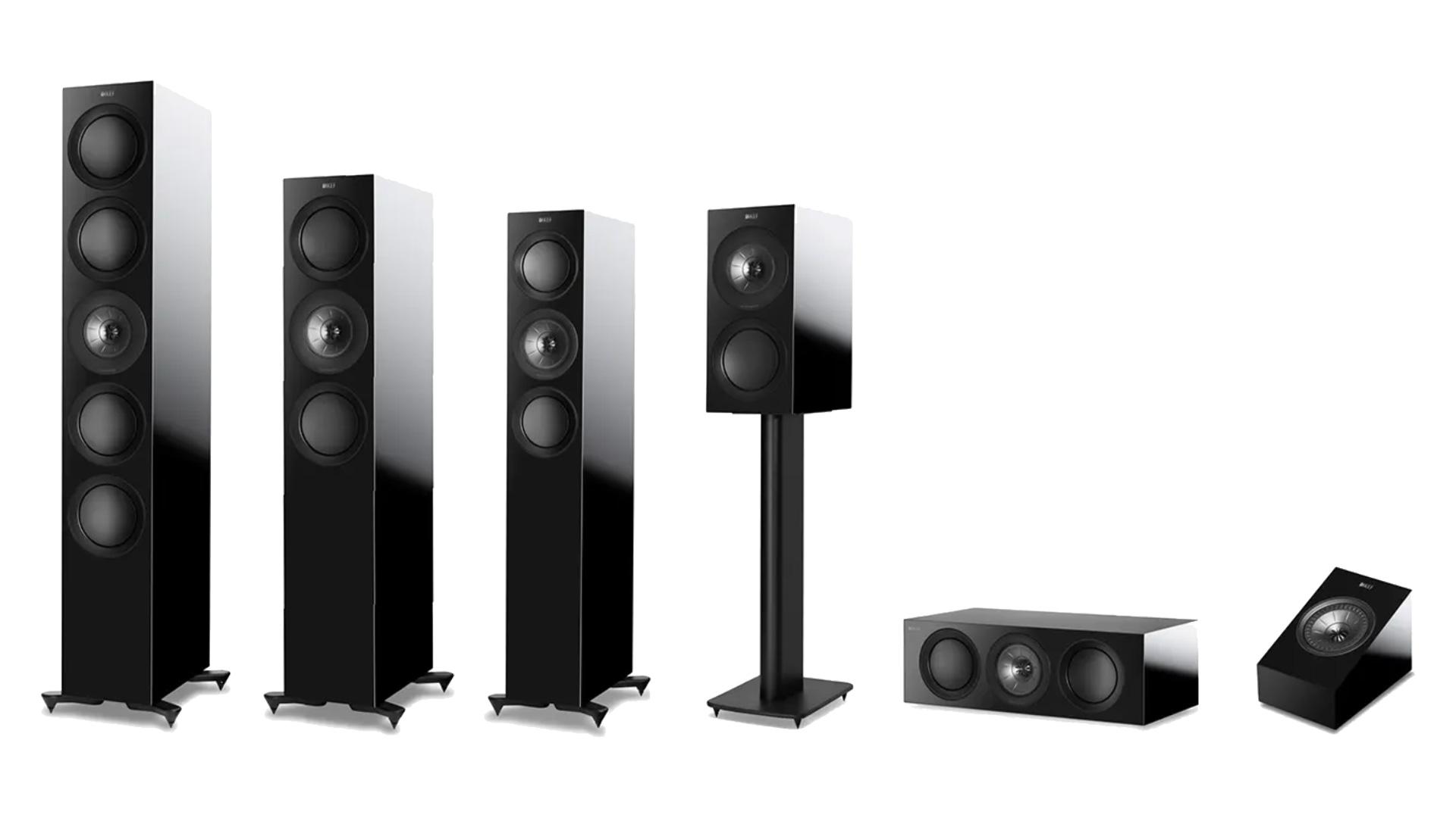 KEF R Series Loudspeakers | Unilet Sound & Vision