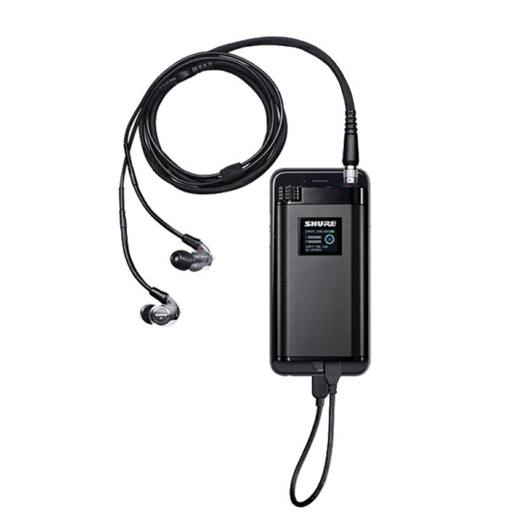 Shure KSE1200 Electrostatic Earphone System | Unilet Sound & Vision