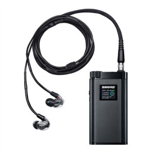 Shure KSE1500 Electrostatic Earphone System | Unilet Sound & Vision
