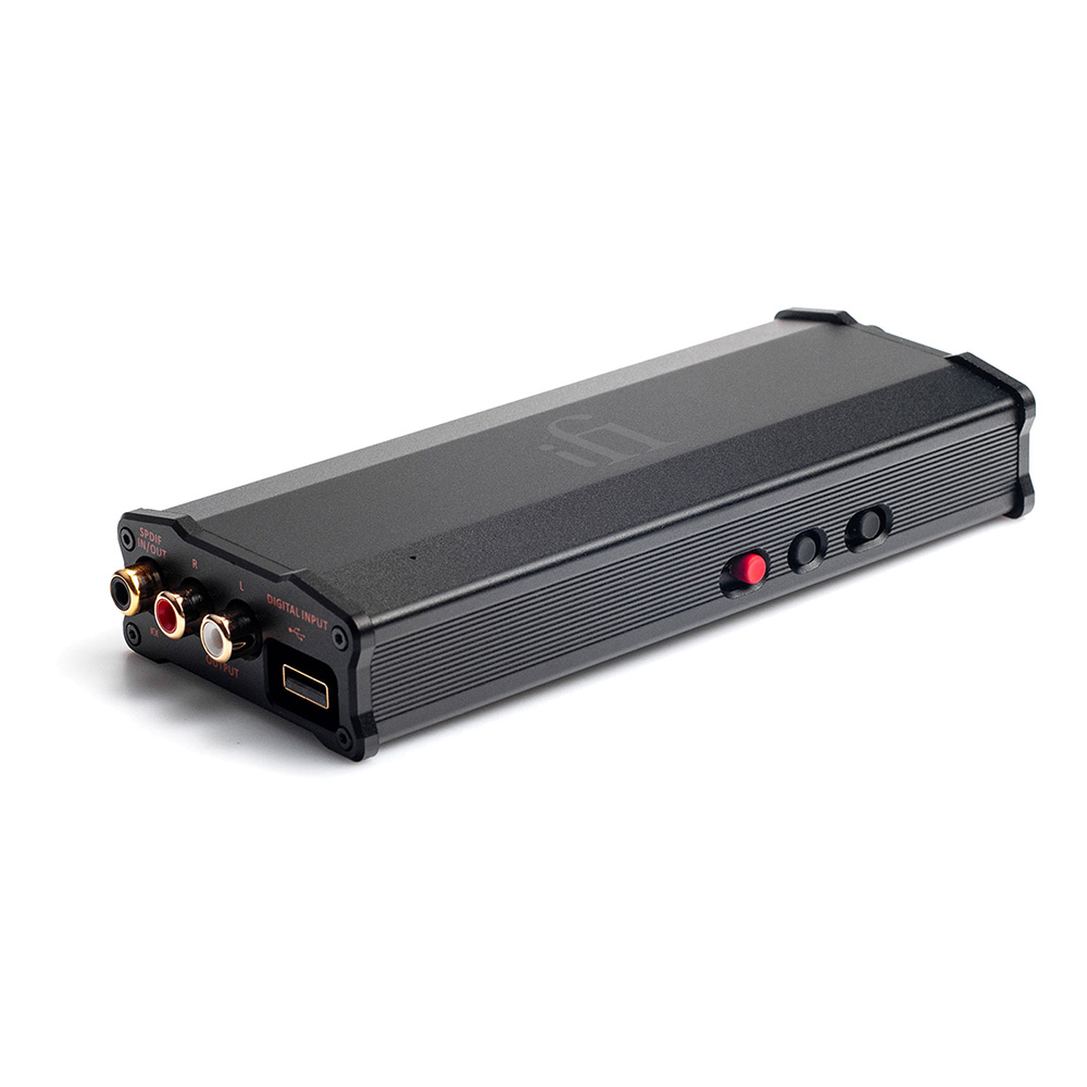 iFi Audio Micro iDSD Black Label | Unilet Sound & Vision