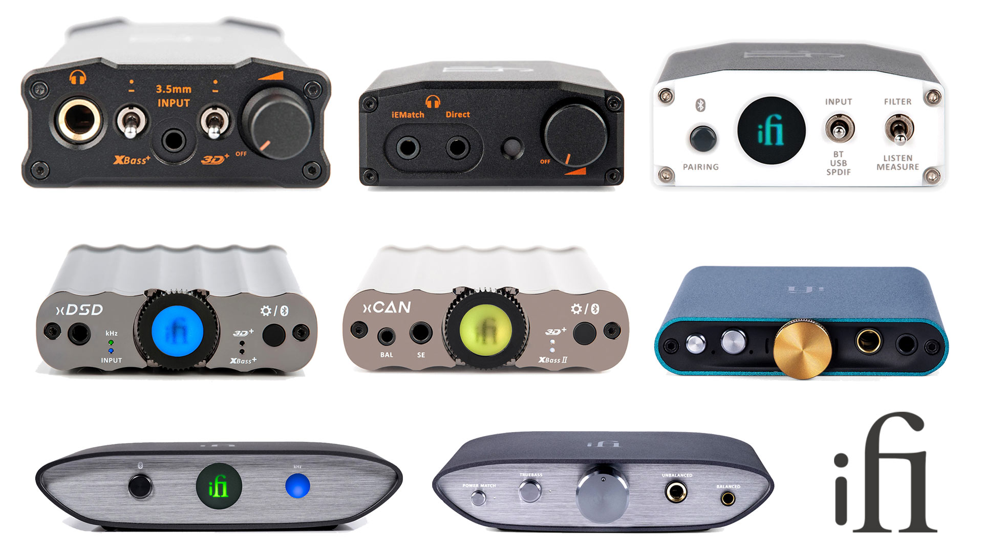 iFi Audio Product Range | Unilet Sound & Vison