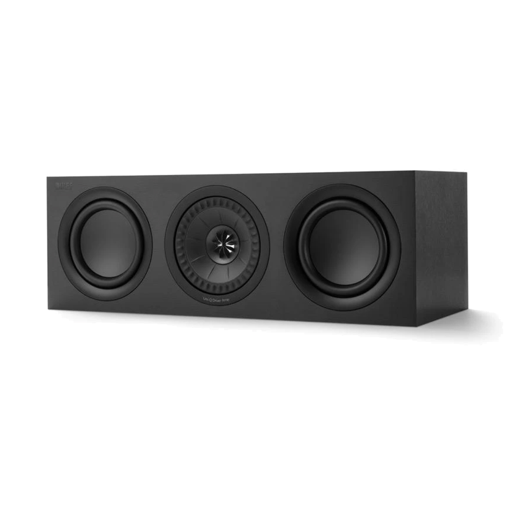 KEF Audio Q250c Compact 2.5-Way Centre Channel Loudspeaker | Unilet Sound & Vision