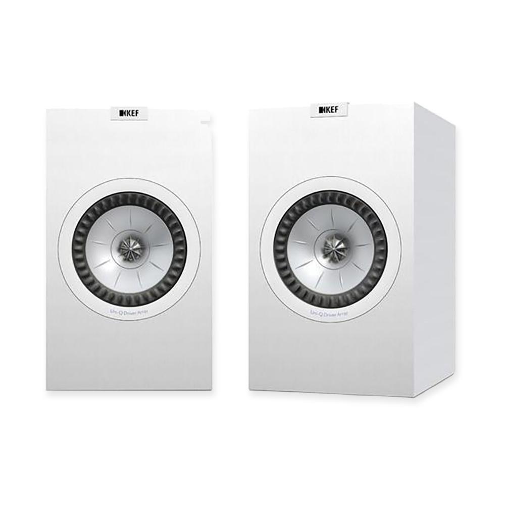 KEF Audio Q350 2-Way Bookshelf Loudspeaker | Unilet Sound & Vision