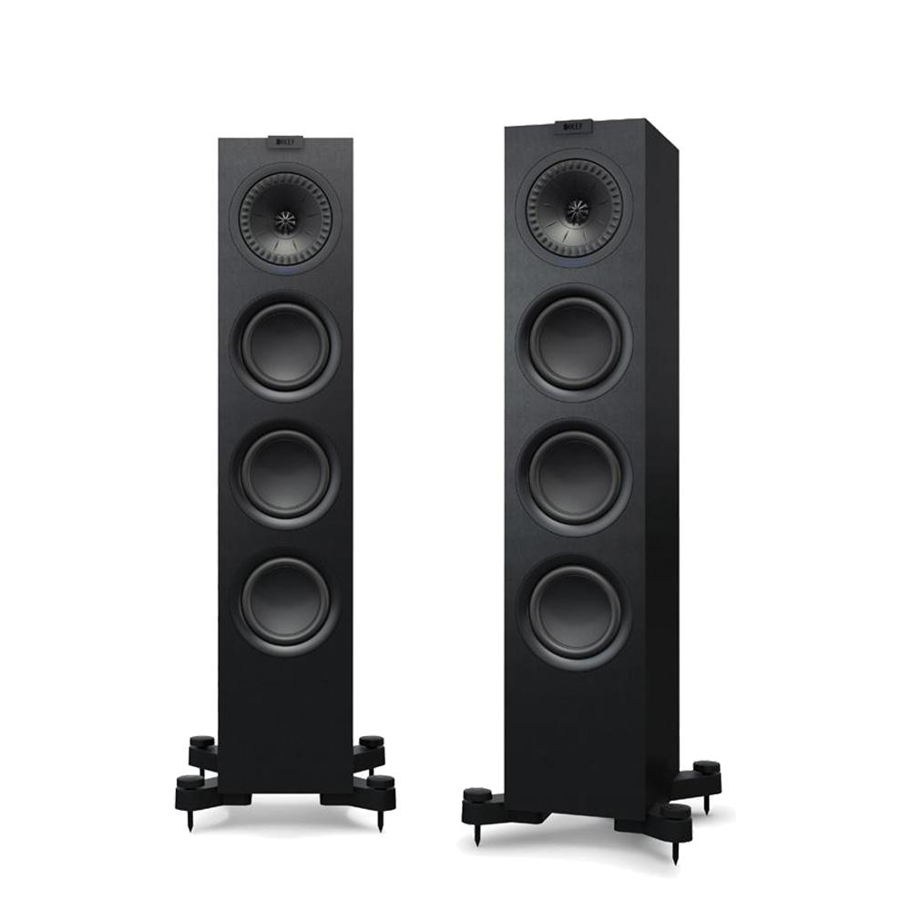 KEF Audio Q550 Compact Floorstanding Loudspeaker | Unilet Sound & Vision