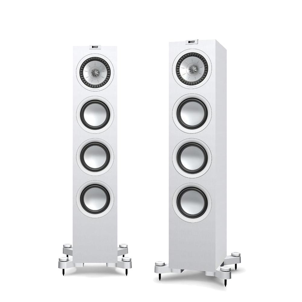 KEF Audio Q550 Compact Floorstanding Loudspeaker   Unilet Sound & Vision