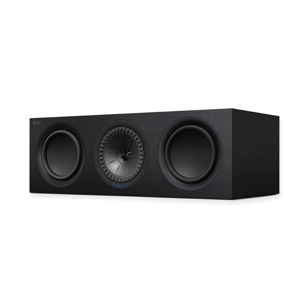 KEF Audio Q650c 2.5-Way Centre Channel Loudspeaker | Unilet Sound & Vision