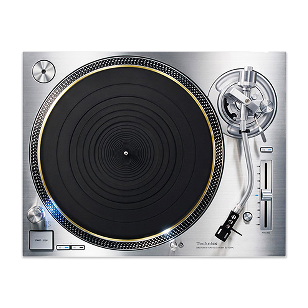Technics SL-1200G Direct Drive Turntable | Unilet Sound & Vision