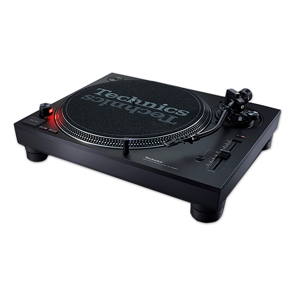 Technics SL-1210MK7 Direct Drive DJ Turntable | Unilet Sound & Vision