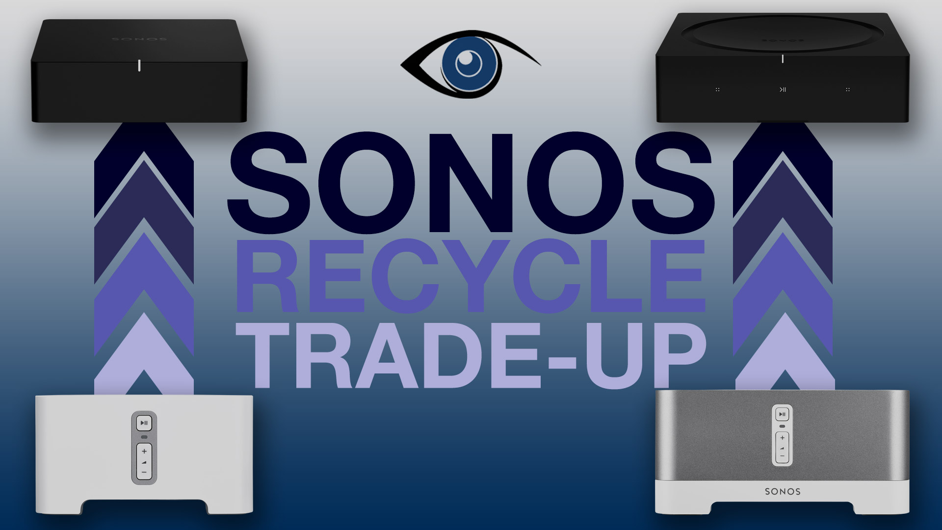 Sonos Trade-Up Recycle Programme | Unilet Sound & Vision