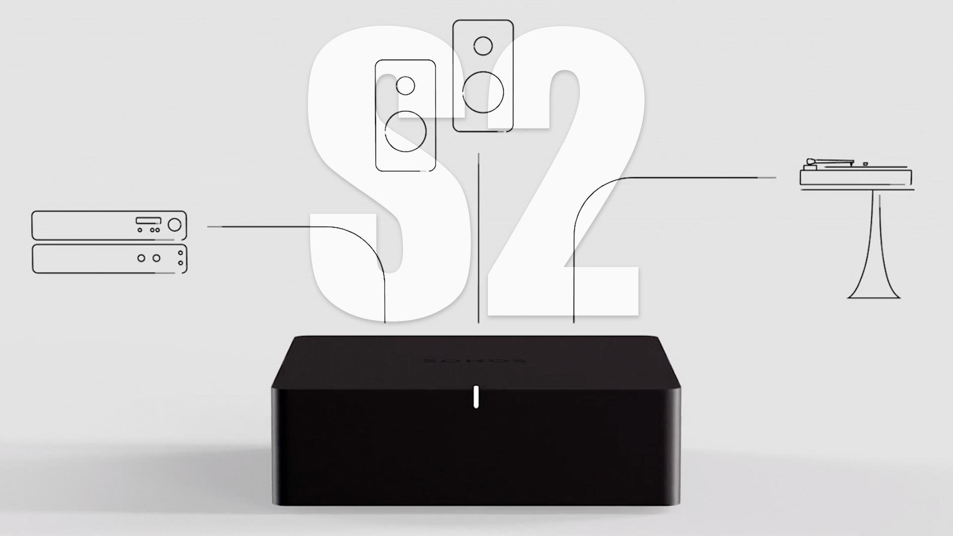 Sonos S2 Operating System | Unilet Sound & Vision
