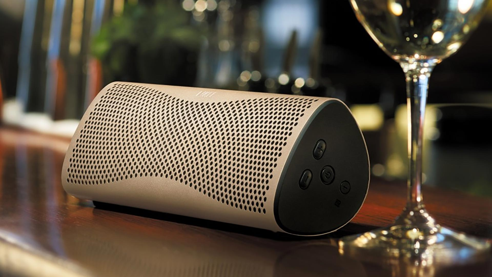 MUO Portable Bluetooth Loudspeaker, by KEF Audio | Unilet Sound & Vision