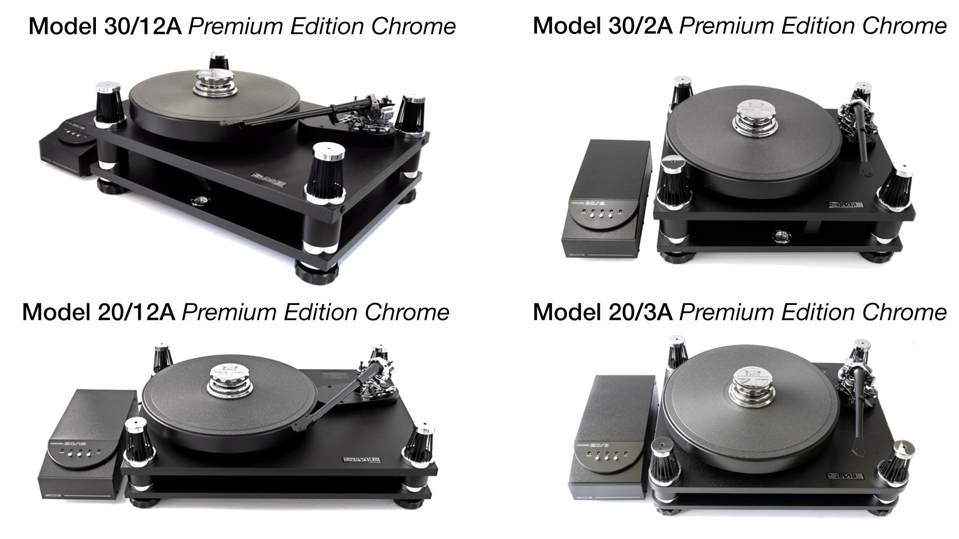SME Audio Premium Chrome Editions | Unilet Sound & Vision