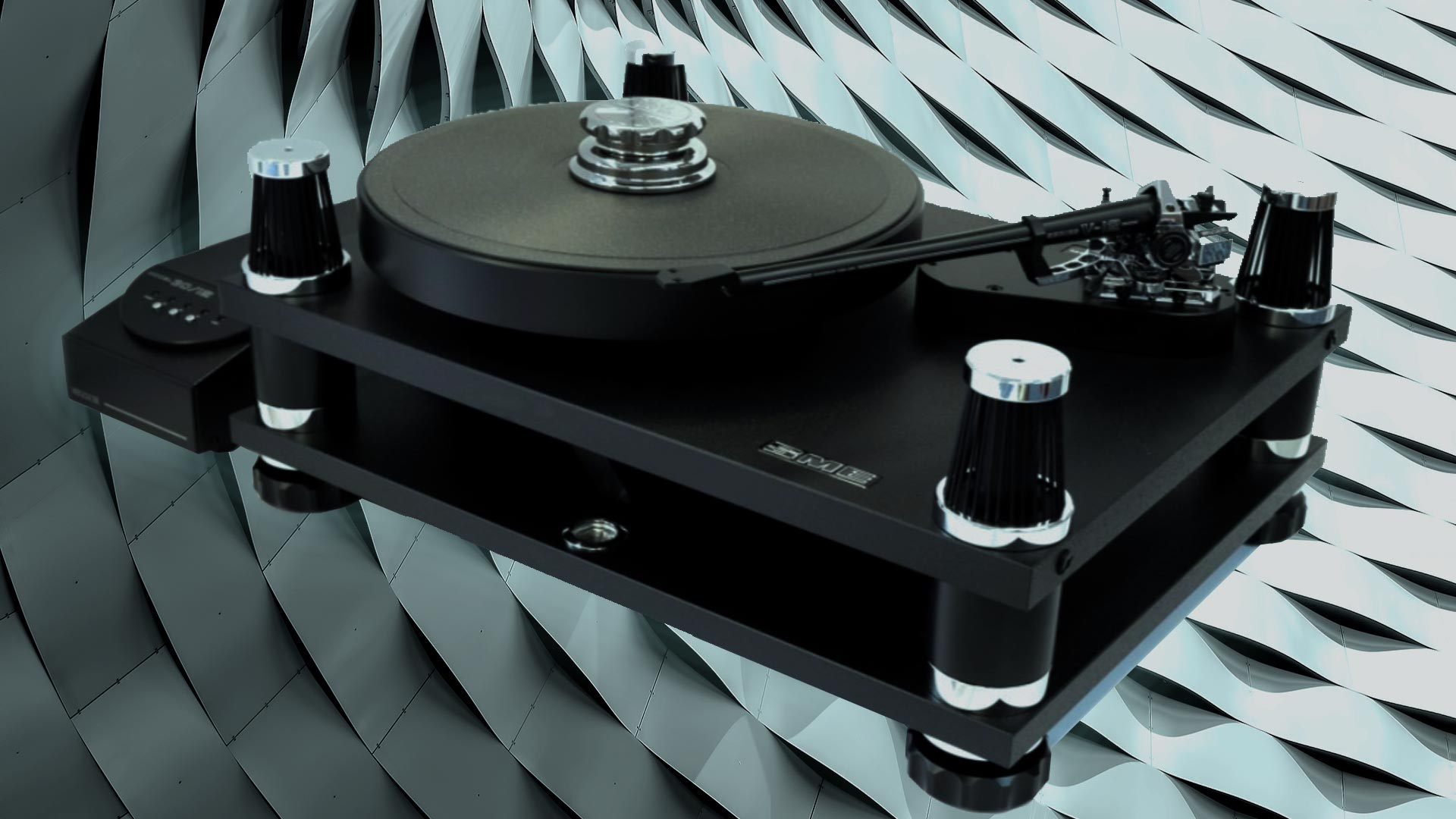 SME Audio Preview Twin Tonearm & Premium Chrome Editions | Unilet Sound & Vision