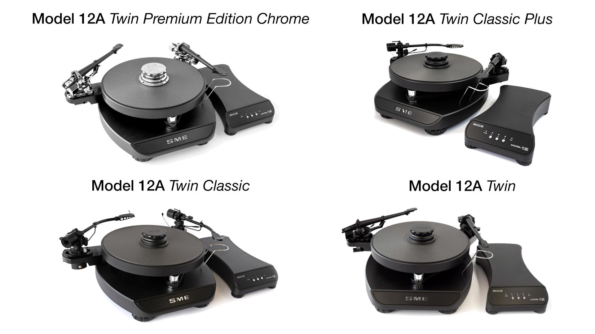 SME Audio Preview Twin Tonearm & Premium Chrome Editions | Unilet Sound & Vision