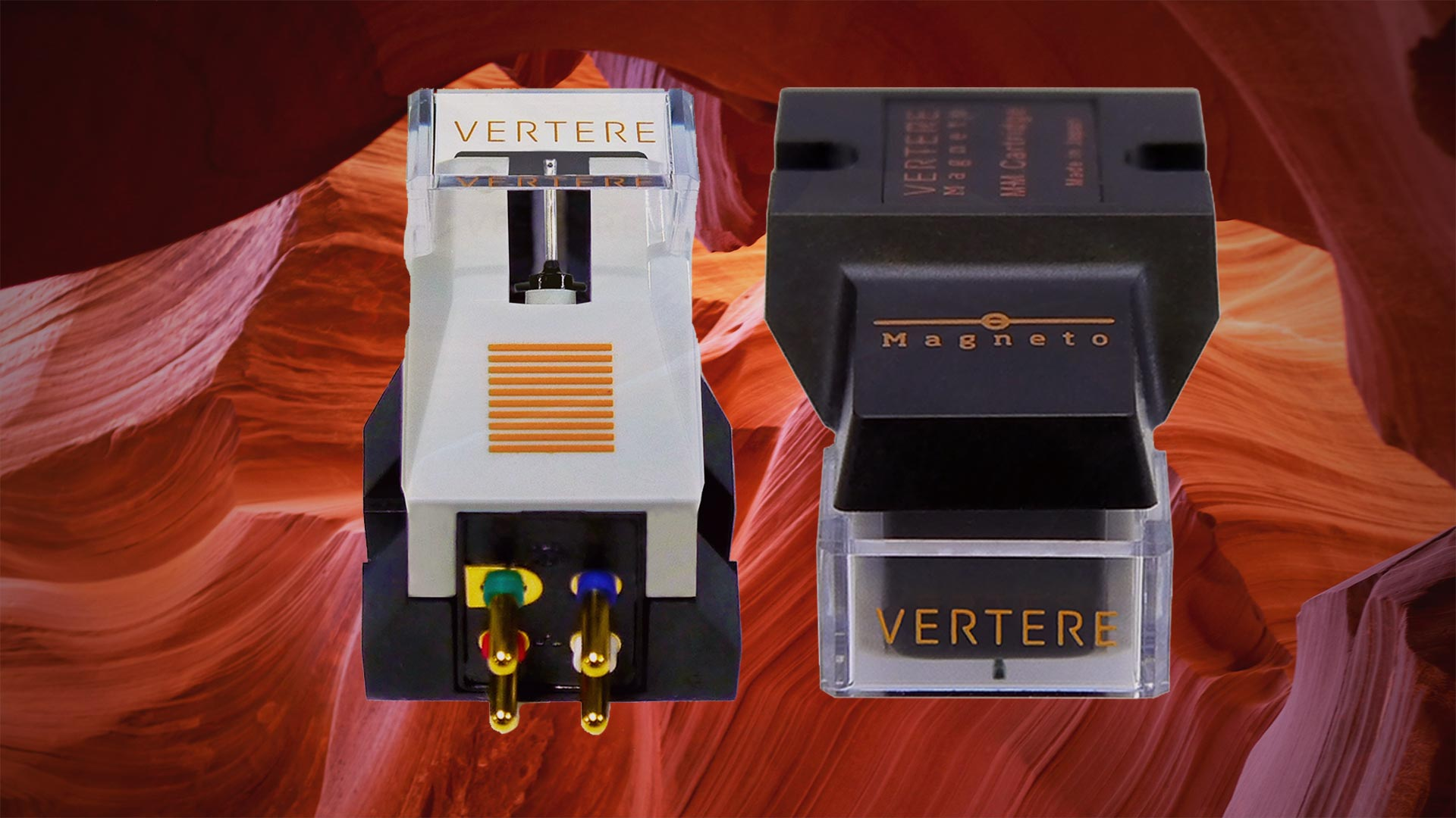 Vertere Acoustics Magento Dual-MM Cartridge | Unilet Sound & Vision