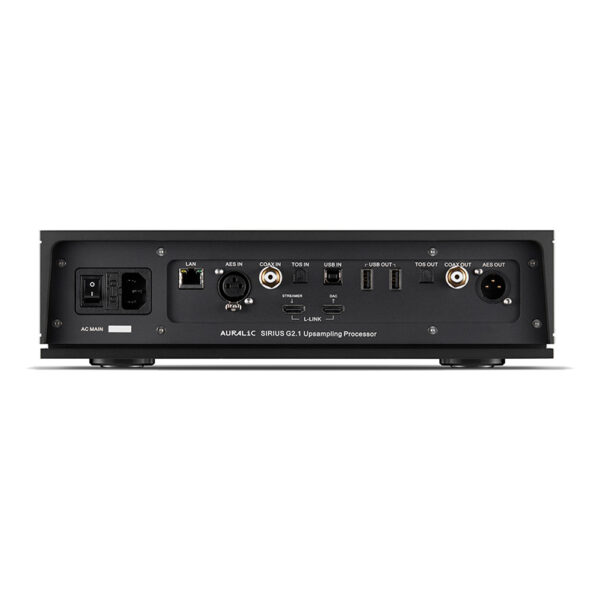 AURALiC Sirius G2.1 Upsampling Processor | Unilet Sound & Vision