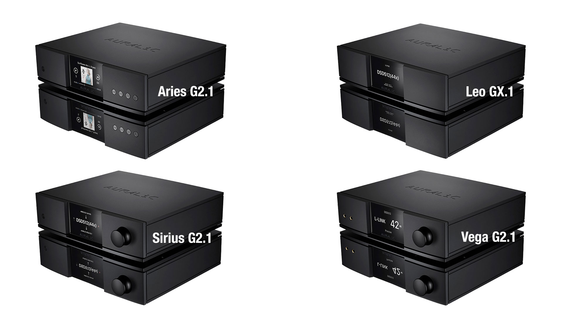 AURALIC G2.1 / GX.1 Series Upgrades | Unilet Sound & Vision