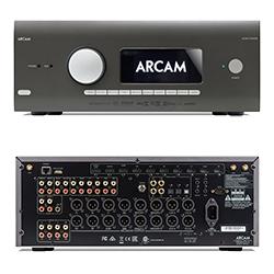 Arcam AVR Range | Unilet Sound & Vision