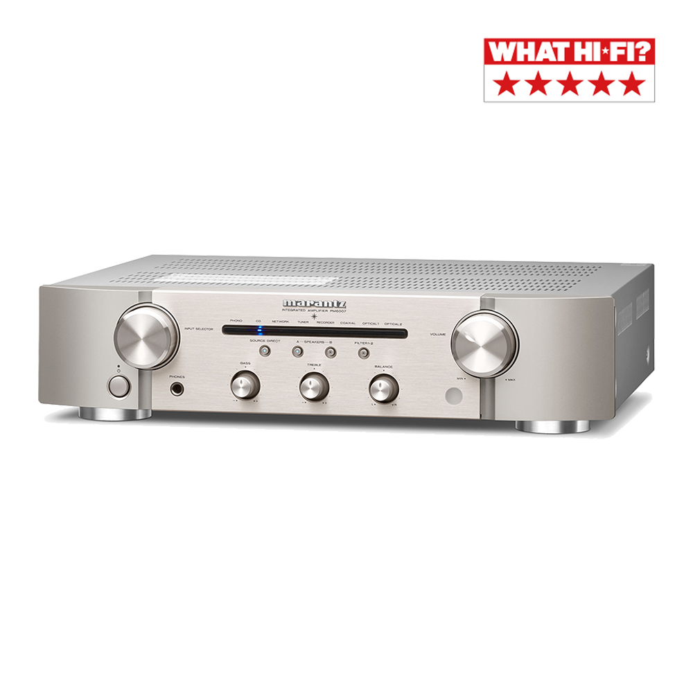 Marantz PM6007 Integrated Amplifier | Unilet Sound & Vision