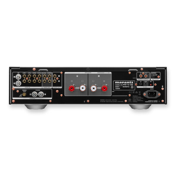 Marantz PM-12SE Special Edition Integrated Amplifier | Unilet Sound & Vision