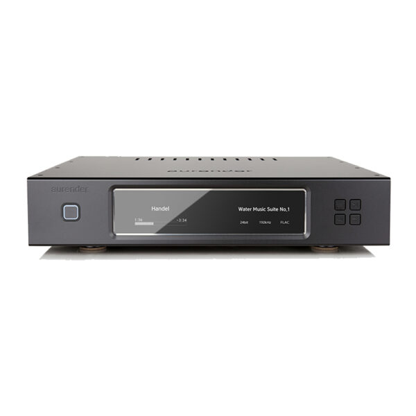 Aurender N10 Reference-Class Music Server / Streamer | Unilet Sound & Vision