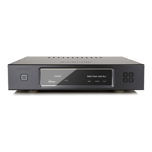 Aurender W20 Flagship Caching Music Server / Streamer | Unilet Sound & Vision