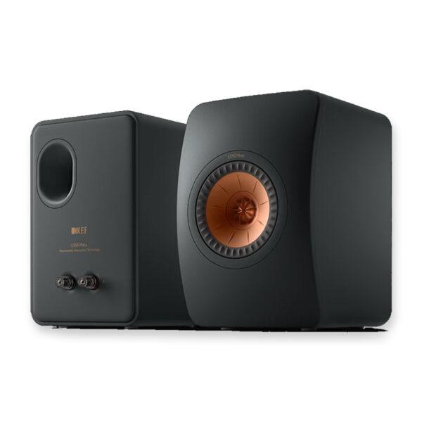 KEF LS50 Meta Compact Loudspeakers | Unilet Sound & Vision