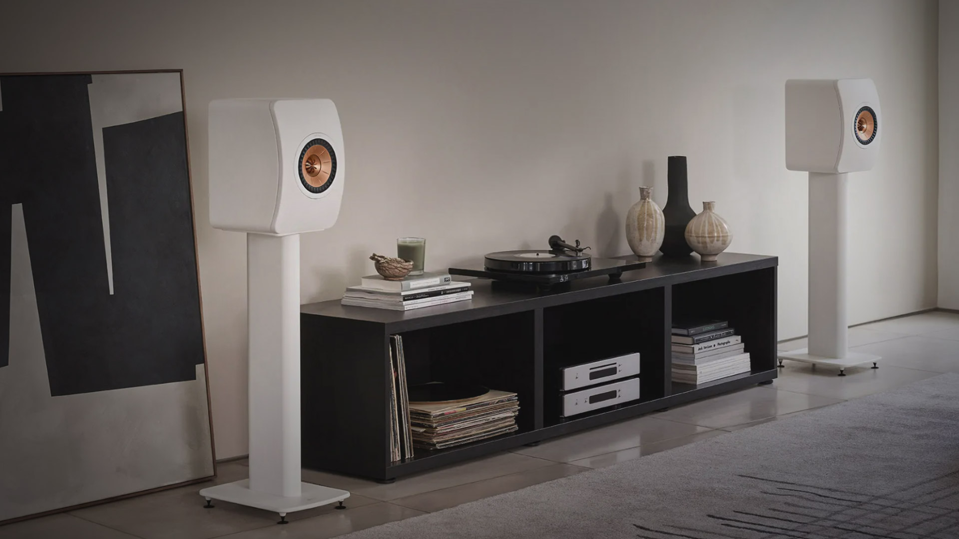 Next-Generation KEF LS50 Meta + LS50 Wireless 2 | Unilet Sound & Vision