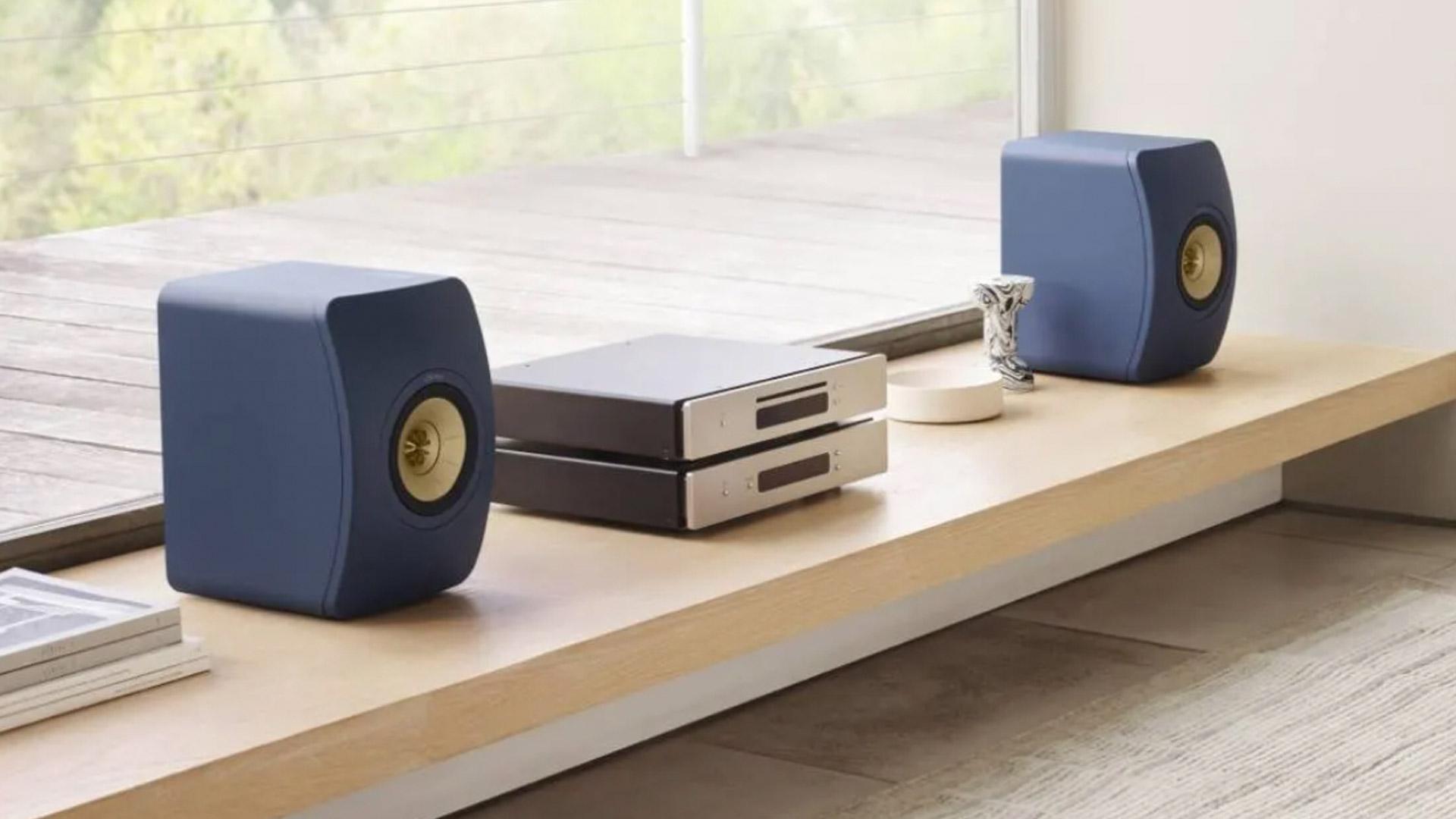 Next-Generation KEF LS50 Meta + LS50 Wireless 2 | Unilet Sound & Vision