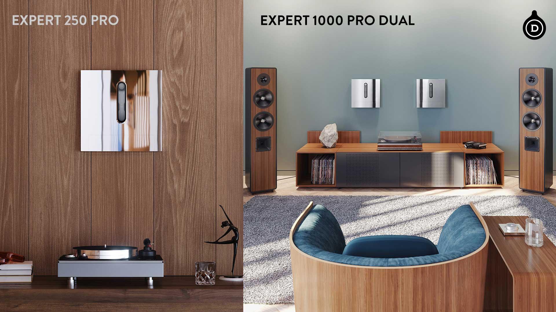 Devialet Expert 250 Pro + Expert 1000 Pro Dual | Unilet Sound & Vision