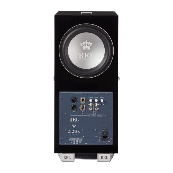REL Acoustics 212/SX Powered Subwoofer | Unilet Sound & Vision