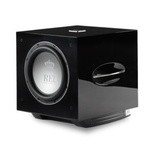 REL Acoustics S/812 Powered Subwoofer | Unilet Sound & Vision