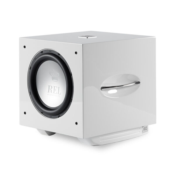 REL Acoustics S/812 Powered Subwoofer | Unilet Sound & Vision