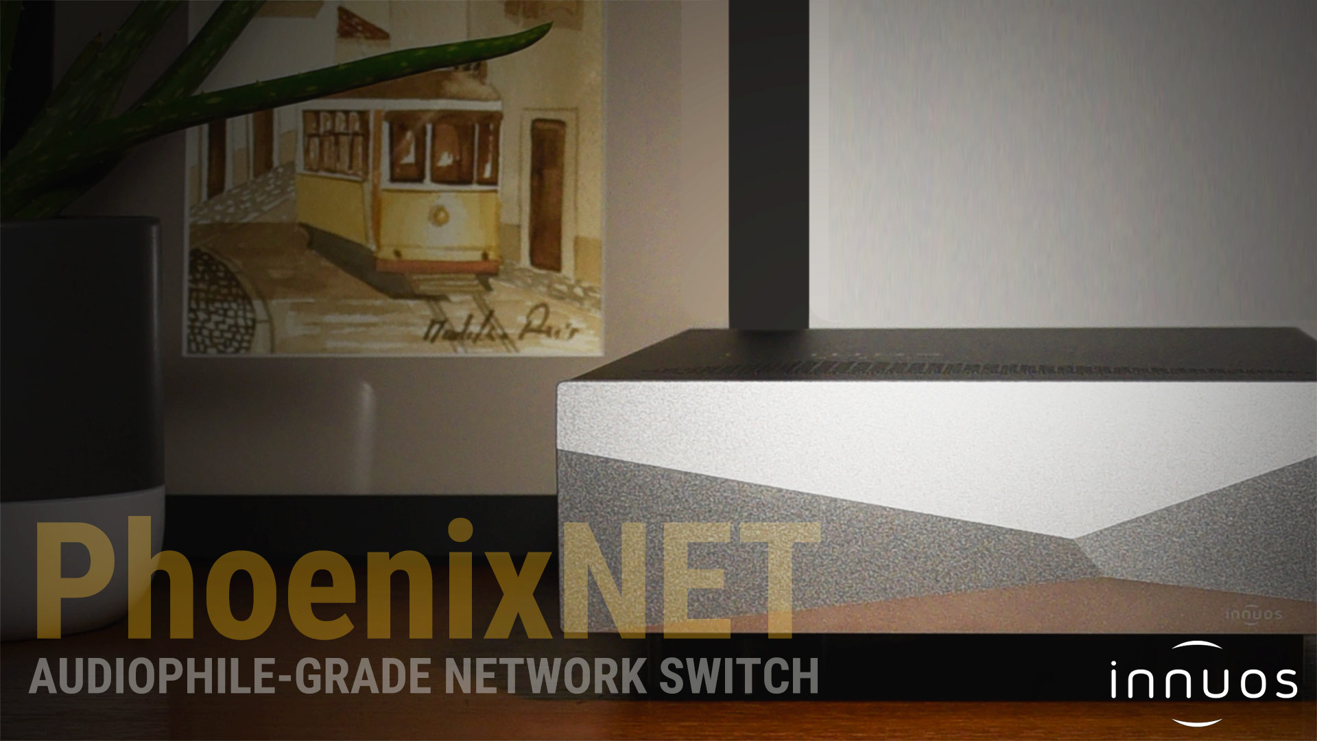 Innuos PhoenixNET Network Switch | Unilet Sound & Vision