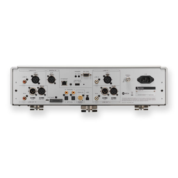 Esoteric N-05XD Network DAC / Preamplifier | Unilet Sound & Vision