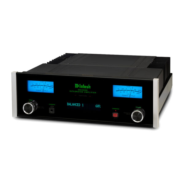 McIntosh MA5300 Integrated Amplifier | Unilet Sound & Vision