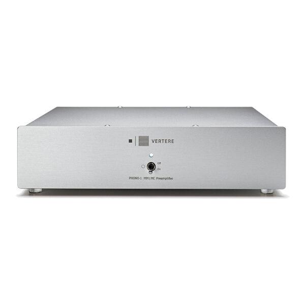 Vertere Acoustics Phono 1 MK2 MM/MC Phono Stage Preamplifier   Unilet Sound & Vision