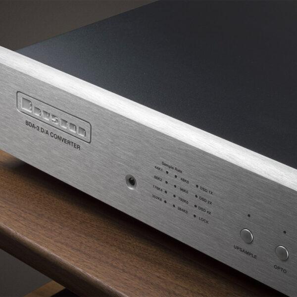 Bryston BDA-3 Digital To Analogue Converter   Unilet Sound & Vision