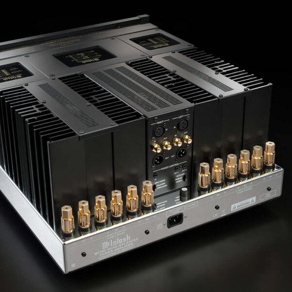 McIntosh MC462 Stereo Power Amplifier   Unilet Sound & Vision