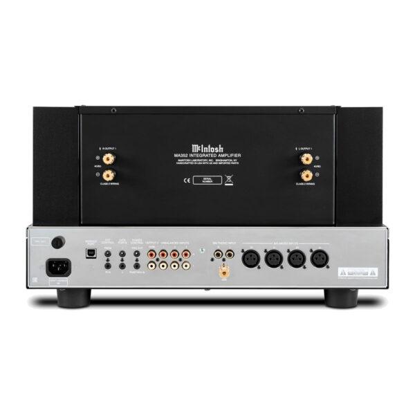 McIntosh MA352 Hybrid Integrated Amplifier | Unilet Sound & Vision