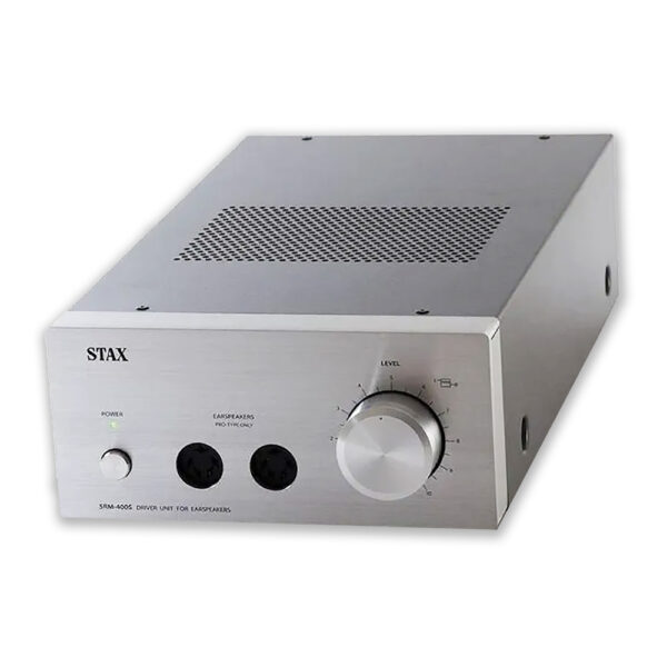 STAX SRM-400S Semiconductor Driver | Unilet Sound & Vision